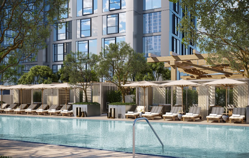 Conrad to open its first hotel in California in 2022
