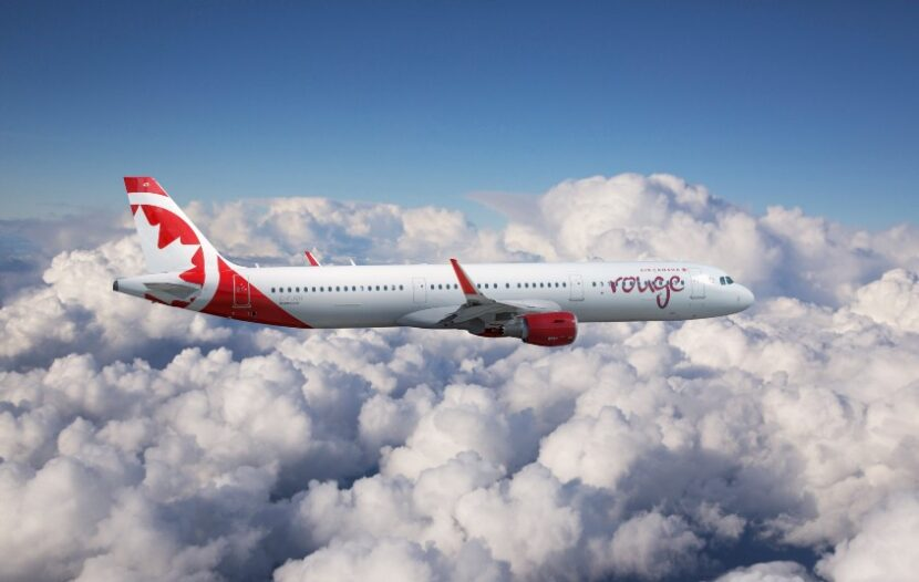 Air Canada Rouge resumes service from Toronto