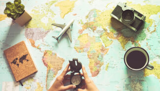American Express Travel's President shares her top 6 top travel trends