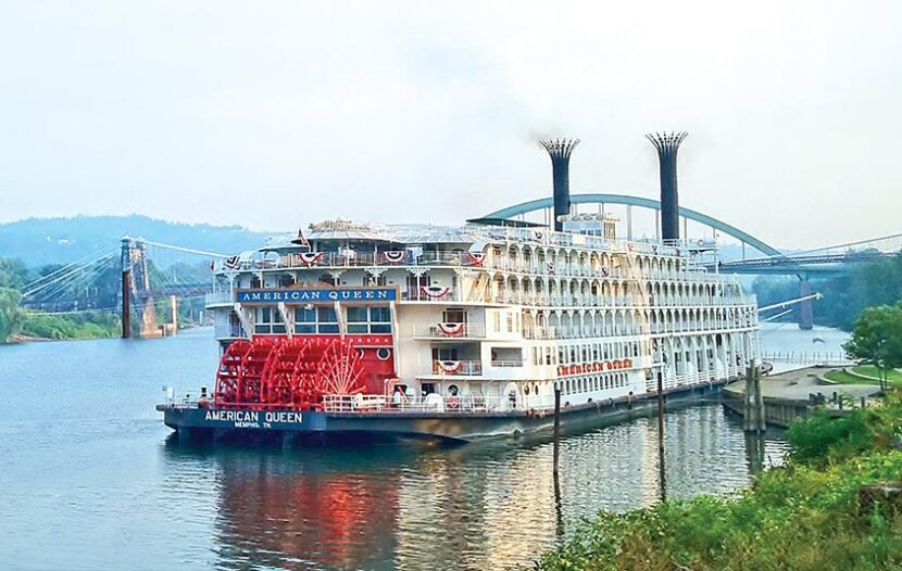American Queen Steamboat Company announces new Nashville itineraries
