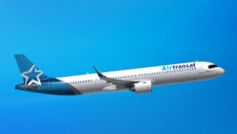 Air Transat resumes UK service with YYZ flights to London Gatwick