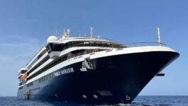 Atlas Ocean Voyages adds Emergency Medical Evacuation to insurance coverage