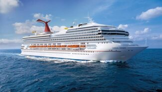 Carnival unveils the new name for Carnival Victory