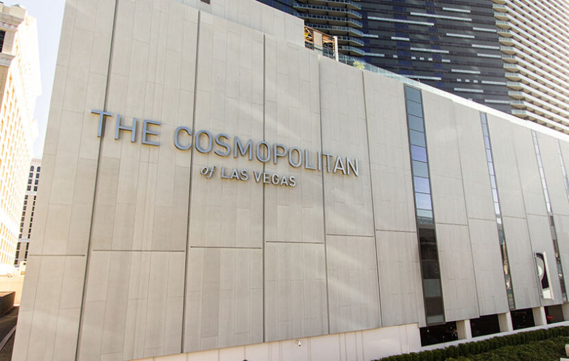 Cosmopolitan of Las Vegas will be sold as part of a US$5.65 billion deal