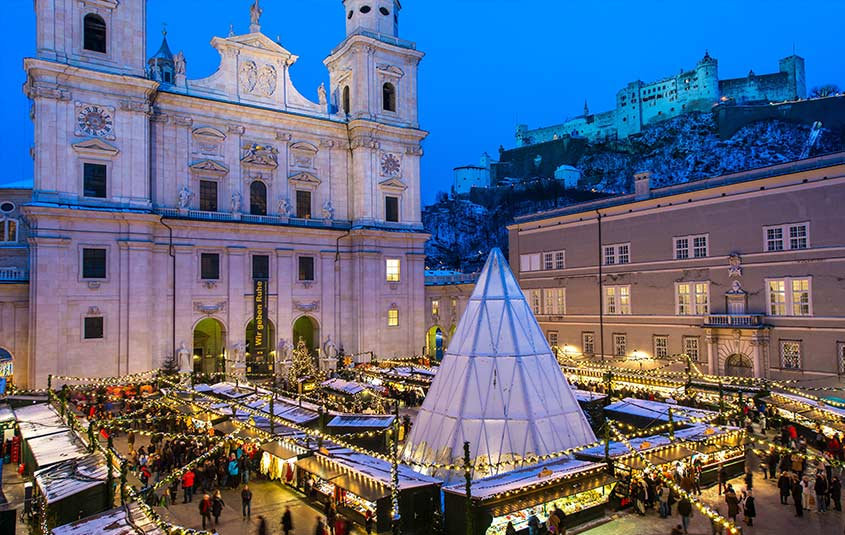 G Adventures adds Christmas market trips to its Vaccinated Tours program