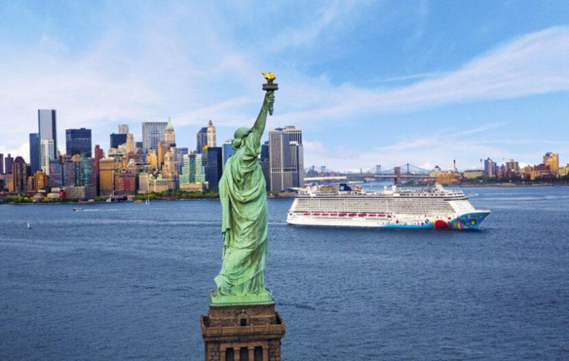 Norwegian Cruise Line returns to New York City