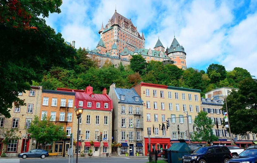 Destination Québec cité new name for Québec City's tourism board