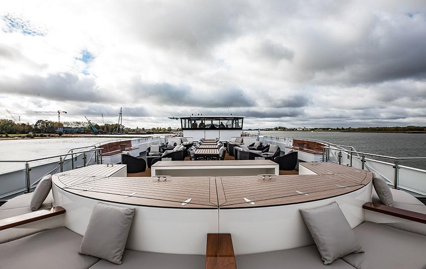 Riviera River Cruises celebrates restart of European cruises