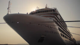 Silversea Cruises' first international TV ad is addressed 'To the Curious'