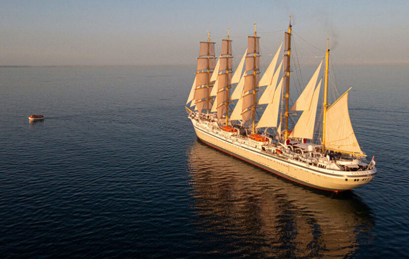 Discover the World named GSA for Tradewind Voyages