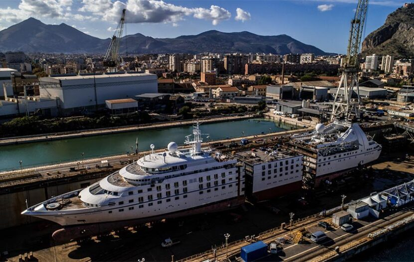 Windstar's reimagined Star Legend is sailing once again