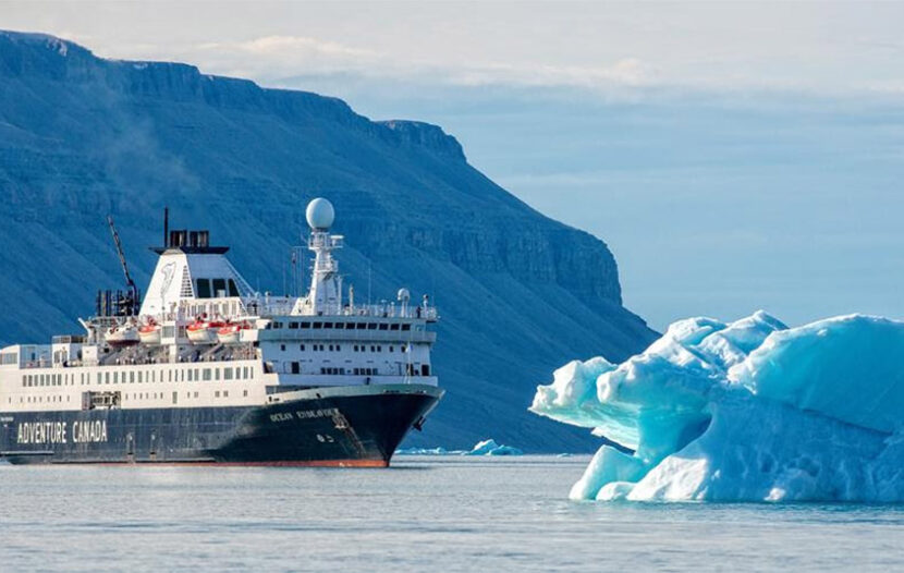 Adventure Canada to require full vaccination for all guests and crew