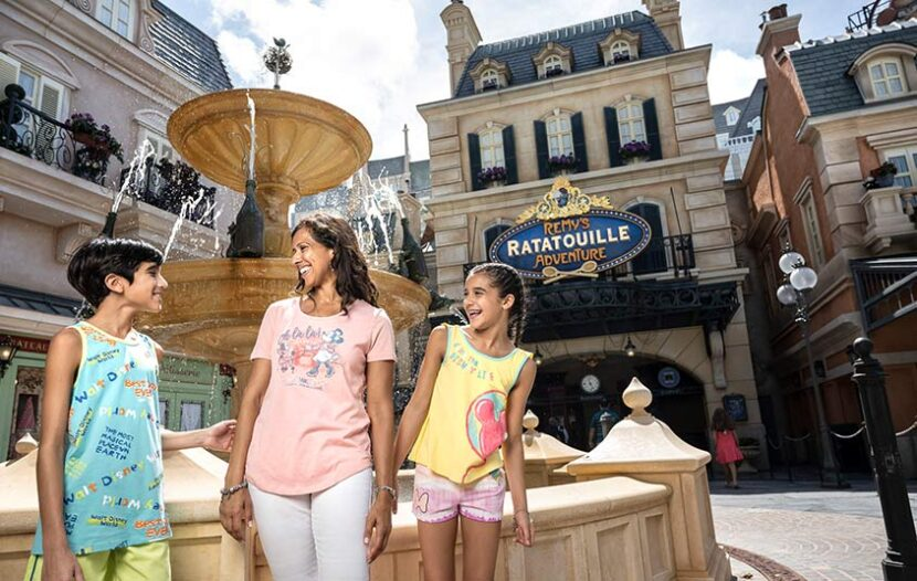 More details unveiled about Walt Disney World's 50th anniversary celebrations