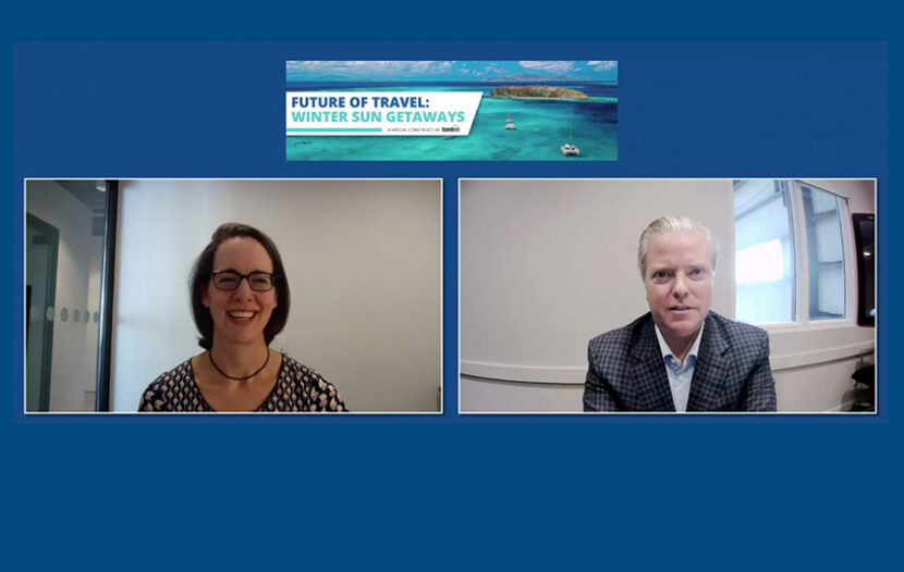 Here comes the sun: Travelweek's latest virtual conference a smashing success