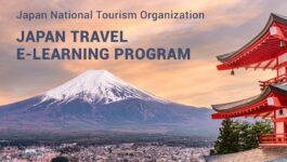 Register now to become a Japan Travel Specialist