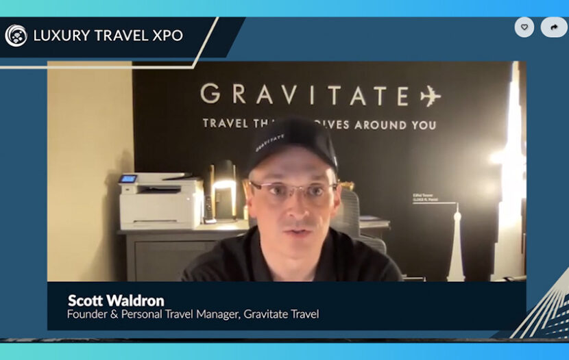 Ottawa-area luxury travel specialist shares his take on trends at Luxury Travel Xpo
