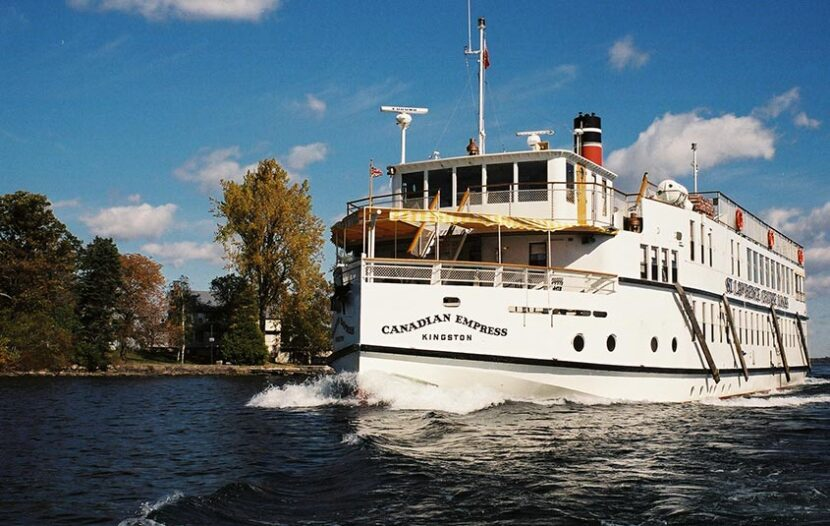 St. Lawrence Cruise Lines celebrates 40th anniversary with Anniversary Cruise